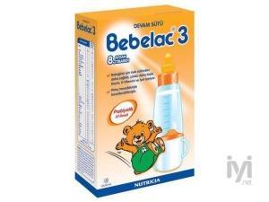 3 Devam Sütü (Biberon Maması) 250 gr Bebelac