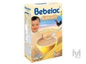 Çavdarlı Mısırlı Sabah Tahıl Bazlı Kaşık Maması 125Gr Bebelac
