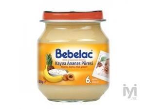 Yoğurtlu Kayısı Ananas Püresi 125 gr Bebelac