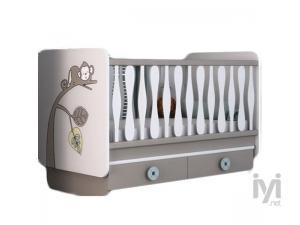 Belis Monkey Bebek Odası Karyola TR3114