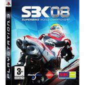Black Bean SBK-08: Superbike World Championship (PS3)