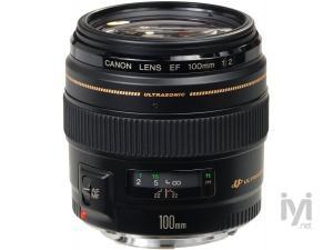 EF 100mm f/2 USM Canon