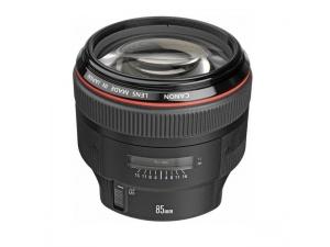 EF 85mm f/1.2L II USM Canon