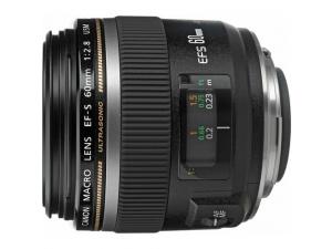 EF-S 60mm f/2.8 USM Macro Canon