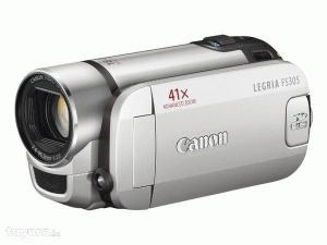 Legria FS305 Canon