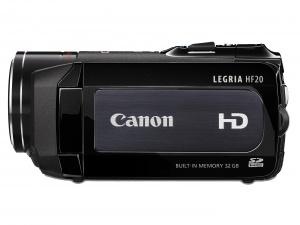 Legria HF20 Canon