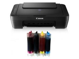 Canon Photoink Mürekkepli E414 Ve Bitmeyen Kartuş Sistemi