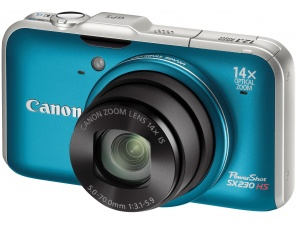PowerShot SX230 HS Canon