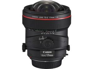 TS-E 17mm f/4L Canon