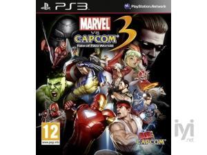 Marvel vs. Capcom 3: Fate of the Two Worlds (PS3) Capcom