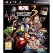 Capcom Marvel vs. Capcom 3: Fate of the Two Worlds (PS3)