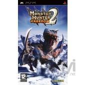 Capcom Monster Hunter: Freedom 2. (PSP)