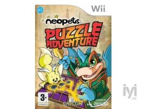 Neopets Puzzle Adventure (Nintendo Wii) Capcom