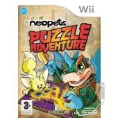 Capcom Neopets Puzzle Adventure (Nintendo Wii)