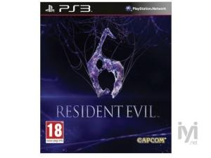 Resident Evil 6 Capcom