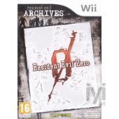 Capcom Resident Evil Archives: Resident Evil Zero (Nintendo Wii)