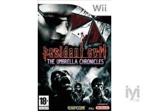 Resident Evil: The Umbrella Chronicles (Nintendo Wii) Capcom