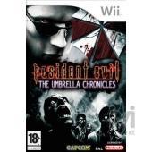 Capcom Resident Evil: The Umbrella Chronicles (Nintendo Wii)