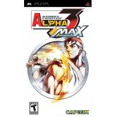 Capcom Street Fighter Alpha 3 Max (PSP)
