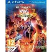Capcom Ultimate Marvel Vs Capcom 3 PS Vita