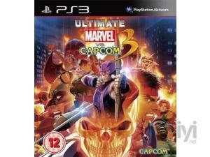 Ultimate Marvel Vs Capcom PS3 Capcom
