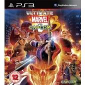 Capcom Ultimate Marvel Vs Capcom PS3