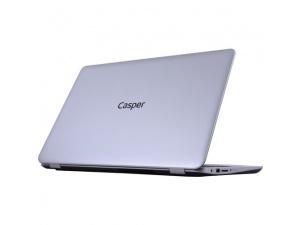 """Nirvana C600.7100-4C00X-S-F Intel Corei3 7100U 4GB 128GB SSD Freedos 15.6"""" FHD Taşınabilir Bilgisayar Casper"""