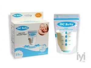 Dc Baby Süt Saklama Poşeti 25 adet Casual
