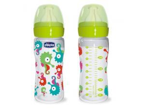 0 BPA Ironik Silikon Akis Ayarli Biberon 250ml Chicco