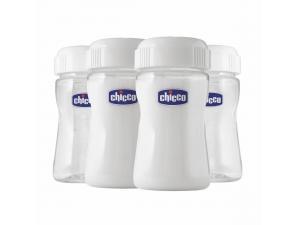 Güvenli Emzirme Süt Saklama Kabı PP Chicco