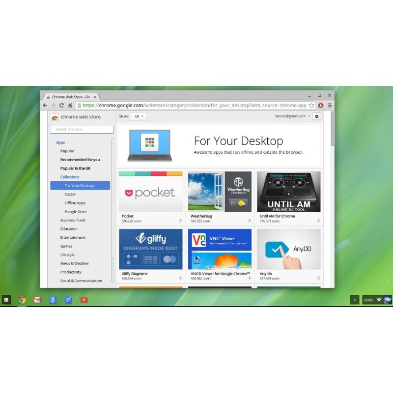 Chrome'de Windows, Mac ve Linux'tan Desteği Kalkacak