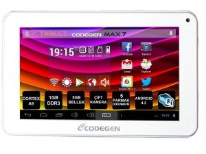 Max 7 Codegen