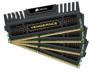 16GB (4x4GB) DDR3 1600MHz CMZ16GX3M4A1600C9 Corsair