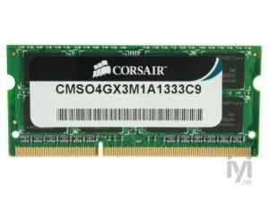 4GB DDR3 1333MHz CMSO4GX3M1A1333C9 Corsair