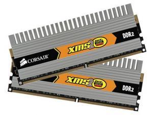 Dominator 2GB (2x1GB) DDR2 800MHz TWIN2X2048-6400C5DHX Corsair