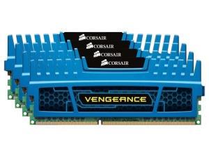 Vengeance 4x4 16gb Quad (CMZ16GX3M4A1600C9B) Corsair