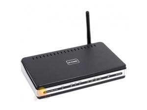 D-Link DSL-2640U 54Mbps 4 Port Ethernet Kablosuz ADSL2 Router
