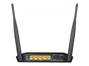 D-Link DSL-2750U 300Mbps 4 Port ADSL2+1 Port USB Kablosuz