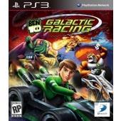 D3 Publisher Ben10: Galactic Racing PS3