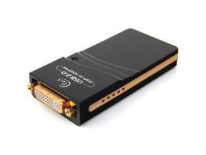 DK-AC-UGA2048 2048 x 1152 Piksel USB VGA USB Dark