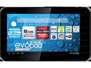 EvoPad R7012K Dark