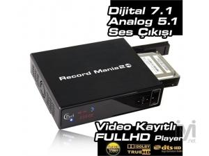Record Mania 2 Platinum Edition DKMPREC2PE Dark