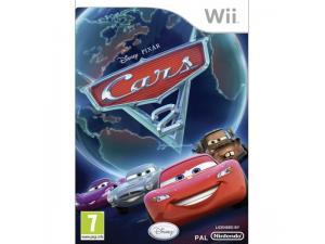Cars 2 (Nintendo Wii) Disney