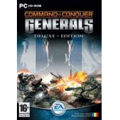 Electronic Arts Command & Conquer: Generals - Deluxe Edition (PC)