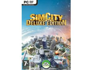 Simcity Societies - Deluxe Edition (PC) Electronic Arts