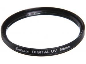 58mm UV Filtre Emolux