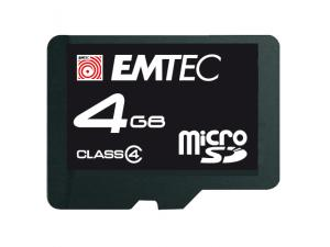 Micro SD 4GB Emtec