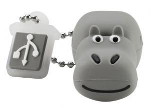 SAFARI Maymun Aslan Fil Hippo 4GB Emtec