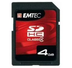 SDHC 4GB Class 4 Emtec