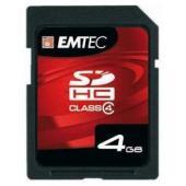 Emtec SDHC 4GB Class 4